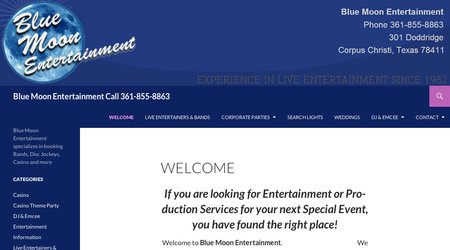 Blue Moon Entertainment