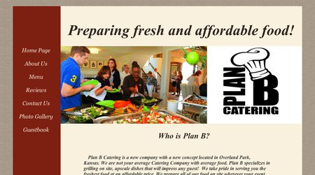 Plan B Event Style Catering