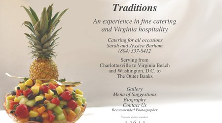 Traditions Fine Catering
