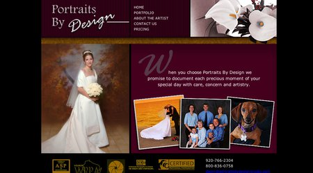 Portraits by Design Studio