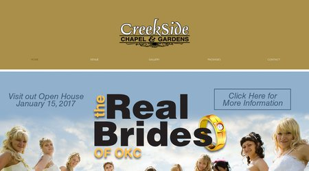 Creekside Wedding Chapel
