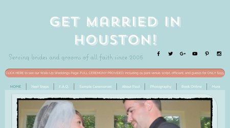 Get Married In Houston