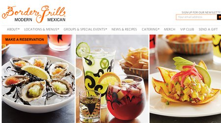 Border Grill Restaurants