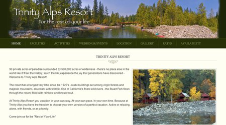 Trinity Alps Resort
