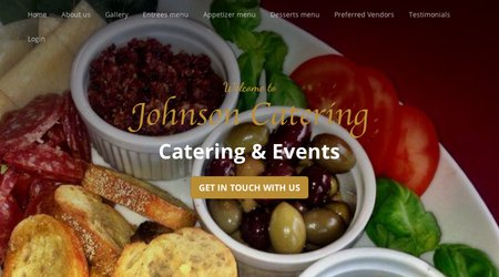 Johnson Catering Events