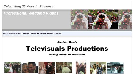 Televisuals Wedding Video