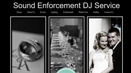 Sound Enforcement DJ Service
