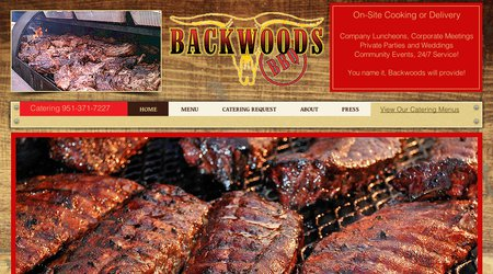 Backwoods BBQ Catering