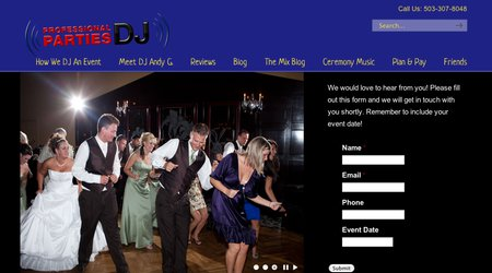 Professional Parties DJ