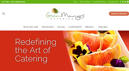 Green Mangos Catering