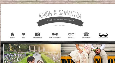 Aaron and Samantha Photography