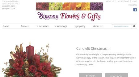 Sissons Flowers & Gifts