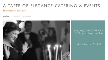 A Taste of Elegance Catering & Events