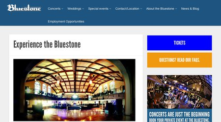 The Bluestone