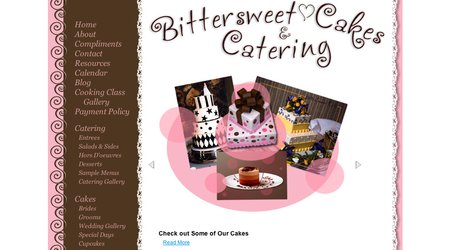 Bitter Sweet Cakes and Catering