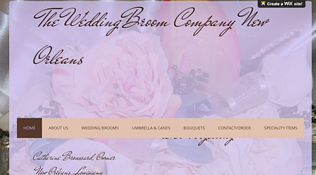 The Wedding Broom Company