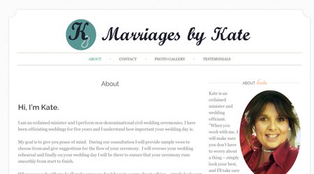 Marriages by Kate