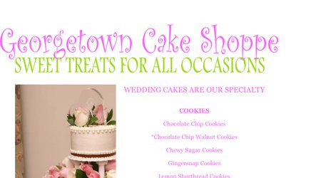 Georgetown Cake Shoppe