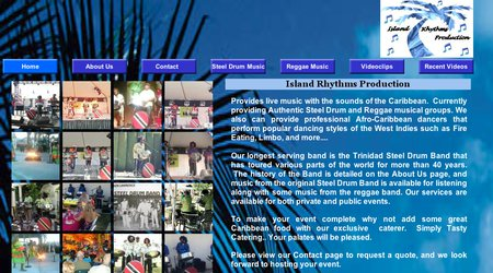 Island Rhythms Production