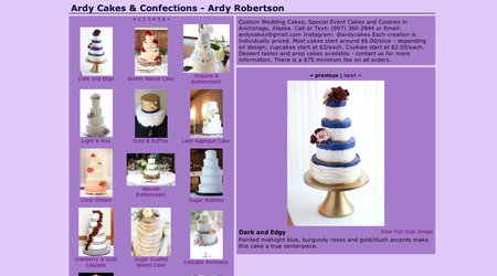 Ardy Cakes & Confections