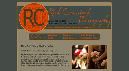 Rick Comstock Photography