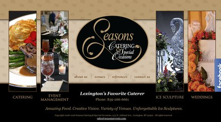 Seasons Catering & Special Occasions