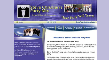 Steve Christian's Party Mix