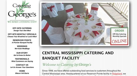 Catering by George's