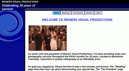 Reiners Visual Productions