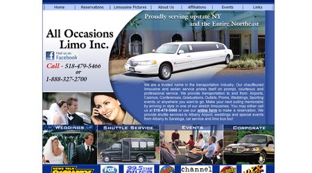 All Occasions Limo