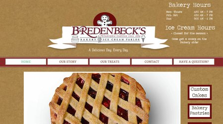 Bredenbeck's Bakery & Ice Cream Parlor