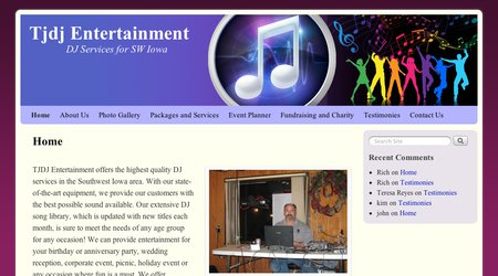 TJ DJ Entertainment