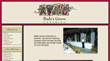 Bady's Grove Catering