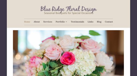Blue Ridge Floral Design