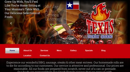 Texas Country Catering