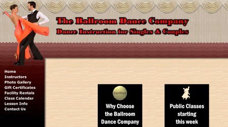 The Ballroom Dance Company