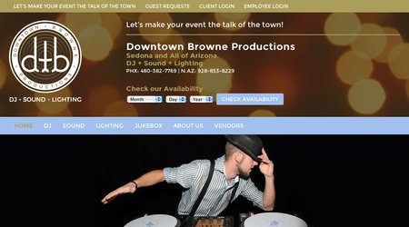 Downtown Browne Productions