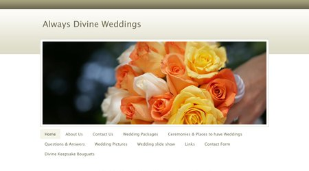 Always Divine Weddings