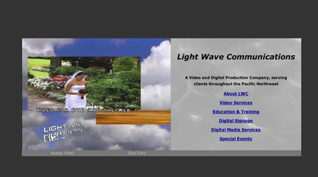 Light Wave Communications