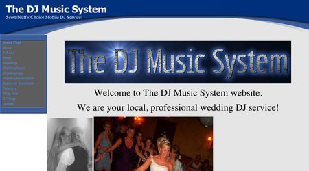 The DJ Music System