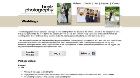 Bentz Photography, Inc.