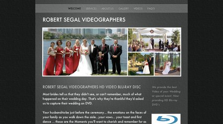 Robert Segal Videographers
