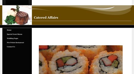 Catered Affairs