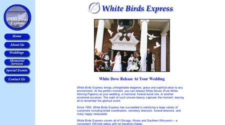 White Birds Express