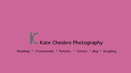 Kate Chesbro Photography