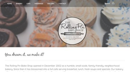 Rolling Pin Bake Shop