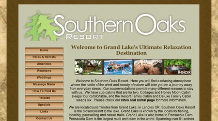 Southern Oaks Resort