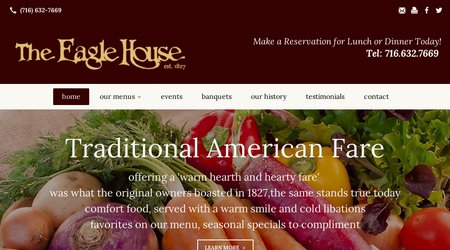 The Eagle House Restaurant