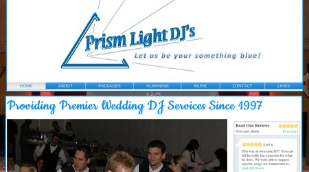Prism Light DJs