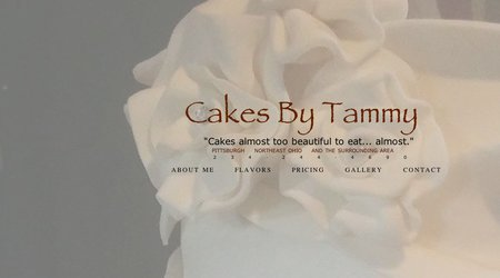 Cakes by Tammy